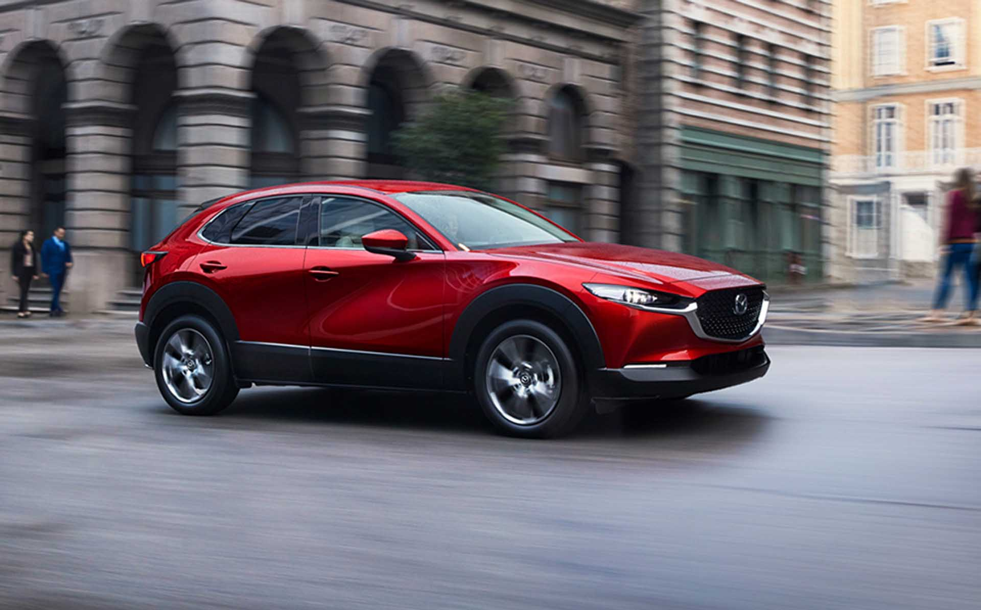 Der neue Mazda CX-30